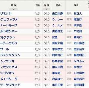 [78]大井~ジャパンダートダービー予想