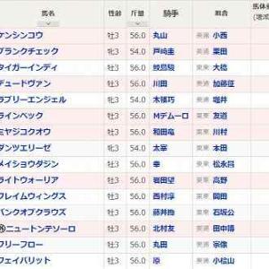 (90)新潟~レパードS予想