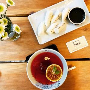 【ソウル・インサドン】ゆったりとお茶が楽しめる韓屋茶屋「한옥찻집」