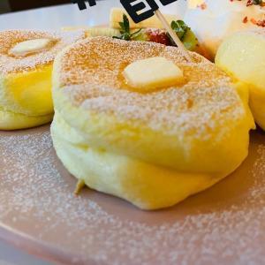【京畿道・金浦】ふわふわパンケーキと日本食ランチプレートの「cafe tabi」