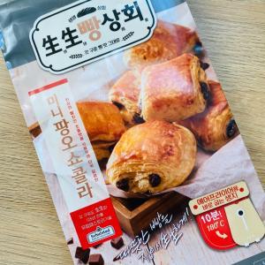 なかなかおいしい冷凍パンシリーズ「生生빵상회」