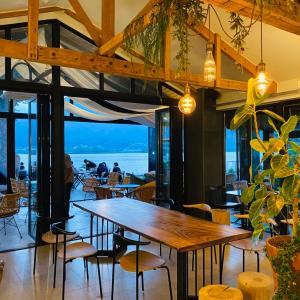 【京畿道・ヤンピョン】夕暮れ時の景色を楽しむステキカフェ「수수카페」