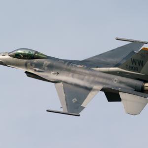 Seoul ADEX - PACAF F-16デモチーム