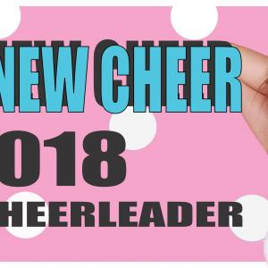 HAPPY NEW CHEER 2018!!