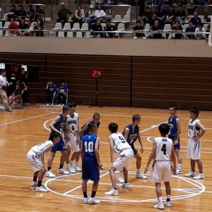 県大会3位(T-T)バスケ部のみんな、お疲れ様でした。
