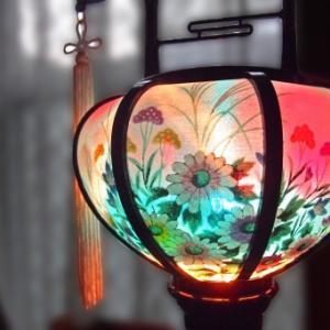 七月のお盆・令和二年 木余り 性翁寺(東京・足立区)