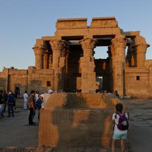 エジプト旅行 PART6 コムオンボ