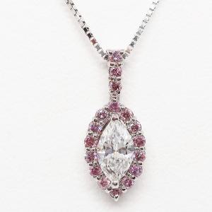 希少石のピンクダイヤモンドのジュエリーをデイリーに