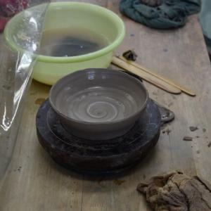 2年生陶芸体験