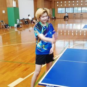 【部活動】高体連夏季中部ブロック卓球大会.。゚+.(・∀・)゚+.゚