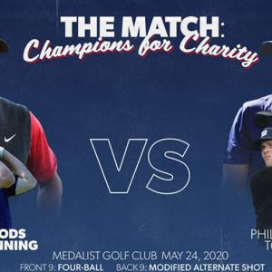 'Capital One's The Match: Champions for Charity'