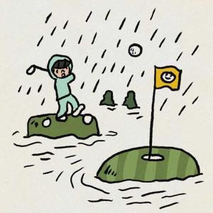 梅雨入り☂