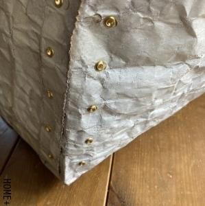 ■楽天ポイント日和&米袋で収納をピッタリサイズで製作。