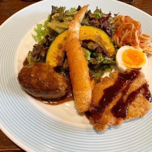 Kannosuke(勘之助)福島 @ 絶品洋食ランチ。