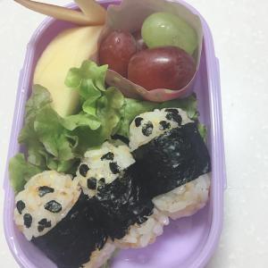 スキマ時間にとか幼稚園おにぎり弁当とか