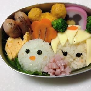 幼稚園弁当とか楽天セールで届いた物とか