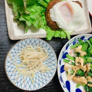 先週のおうちご飯✩.*˚