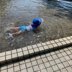ブロ友さんと水遊びとか☆。.:*・゜体操教室とか☆。.:*・゜