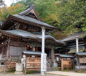 別所のお寺の様子