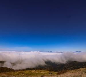 いつもの雲の上へ。