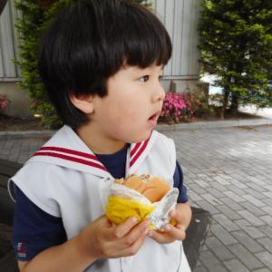 かき氷を食べさせに唐人町商店街へ行ってきた!