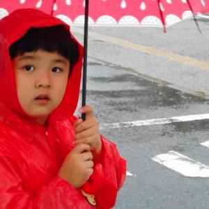 いちごの傘♡