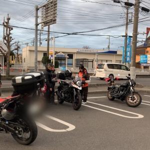 Hanata Bikers Club ツーリング顔合わせ
