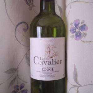J.J. Mortier(ジェ・ジェ・モルチェ)「Le Cavalier Rouge(ル・カヴァリエ・ルージュ)」頑張ったけどそろそろストックに不安なものが