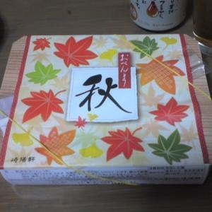 「炒飯弁当」「秋季限定おべんとう秋(2019)」崎陽軒のお弁当2種。
