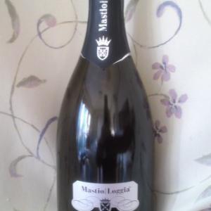 「Mastio DELLA Loggia GRAN CUVÉE VINO SPUMANTE BRUT(マスティオ・デッラ・ロッジア グラン・キュヴェ・ヴィノ・スプマンテ・ブリュット)」 年に何回も飲んでる気がしてたけど。