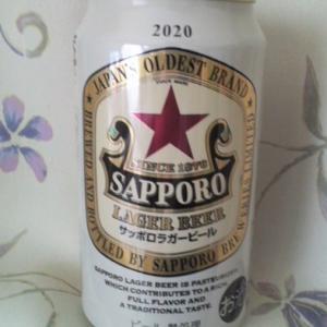「サッポロラガービール2020」 数量限定の赤星!