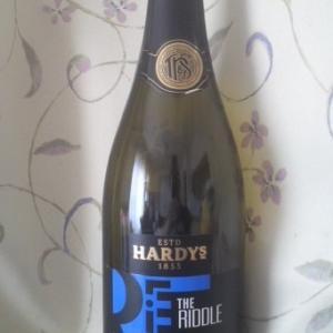 HARDYS「THE RIDDLE BRUT RESERVE NV(ザ・リドル ブリュット・レゼルヴ)」新しい安スパークリングとの出会い