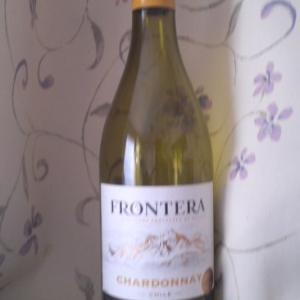 「FRONTERA CHARDONNAY(フロンテラ シャルドネ)2019」思ってたより昔に飲んでた白ワイン。