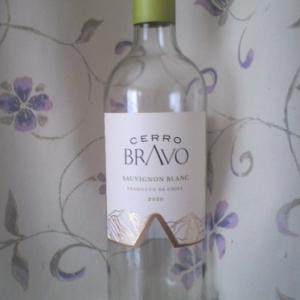 「CERRO BRAVO SAUVIGNON BLANC 2020(セロ・ブラヴォ・ソーヴィニヨン・ブラン)」単品で買うよりセットワイン狙い