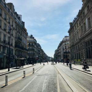 久しぶりにパリで買い物