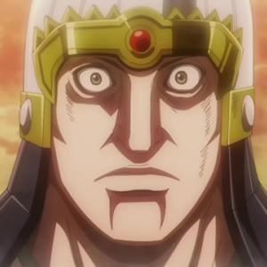 キングダム3 第7話 『穴だらけの荒野』ゴーストスイーパー信 - こいさんの放送中アニメの感想