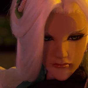 Thunderbolt Fantasy 東離劍遊紀3 第10話 『聖剣の秘密』まさかの異世界転移、そして刑亥の大サービス。 - こいさんの放送中アニメの感想
