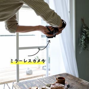 ★ ミラーレスカメラ時代に突入!