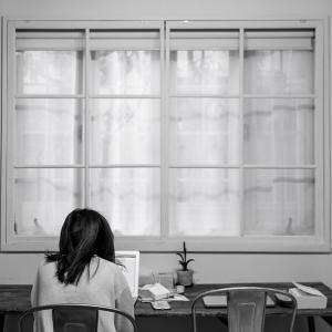 ★カフェ風にテーブルをレイアウト♪(インテリアと暮らしのヒントから)