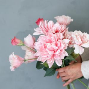 ★クオリティーの高いIKEAの造花(インテリアと暮らしのヒントより)