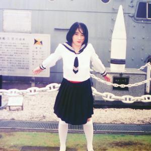 日本海海戦の日なので三笠で撮った写真