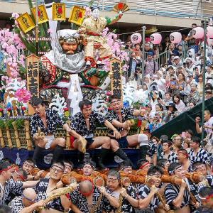 Aperçu du festival Hakata Gion Yamakasa 2019