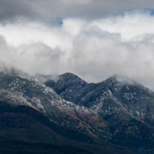 八ヶ岳冬入り