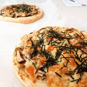 出張レッスン『米粉入り和風ピザ~大人のパン講座~』