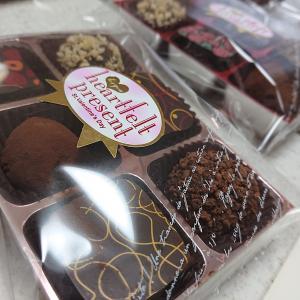 バレンタインのチョコレート♪