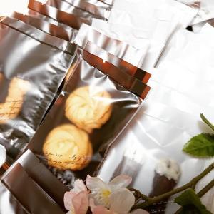 絞りクッキー~馬蹄&薔薇~♪