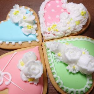 基本のアイシングクッキー♪