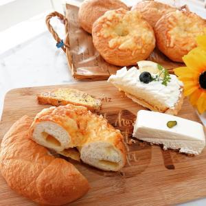 『ベーグル~プレーン&チーズ~』