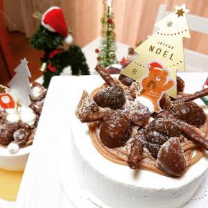 『クリスマス☆マロンショート』~昨日のレッスンパート1~♪