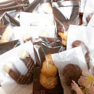 『絞りクッキー』~昨日のレッスンパート1~♪